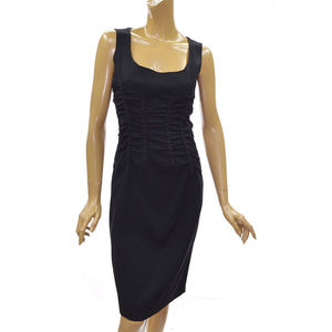 Dolce & Gabbana Bodycon Little Black Dress It 42